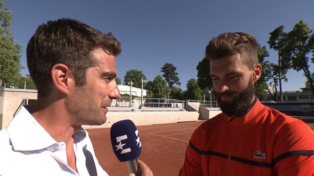 La paire Mahut/Herbert éliminée dès le premier tour — Roland-Garros