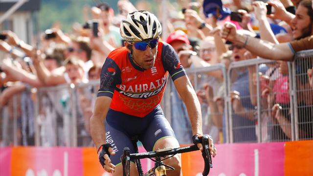 """Nibali carico per la Vuelta: """"Un giro che mi provoca intense emozioni. Favoriti? Ce ne sono tanti"""""""