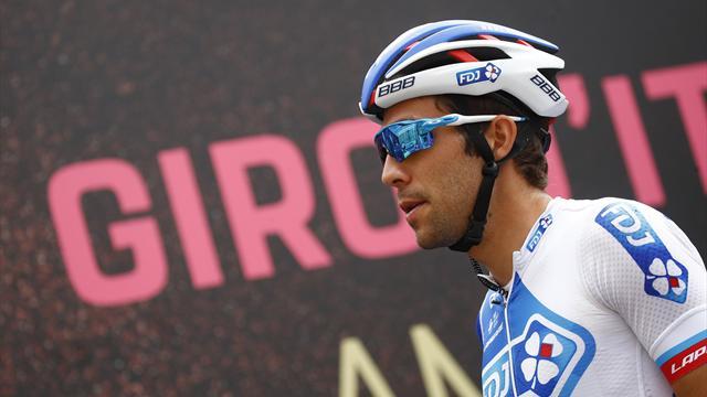 Пино выиграл 20-й этап, Закарин – второй
