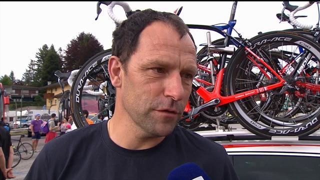 """La previsione di Guesdon: """"Dumoulin salvo colpi di scena vincerà il Giro"""""""