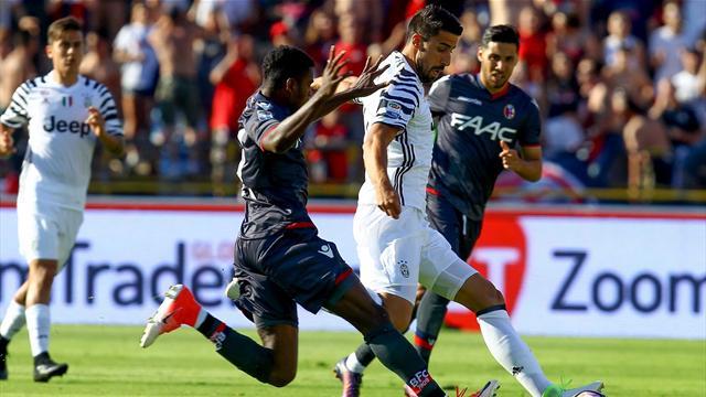 La Juventus cierra la liga con remontada ante el Bolonia y ya piensa en la final de Cardiff (1-2)