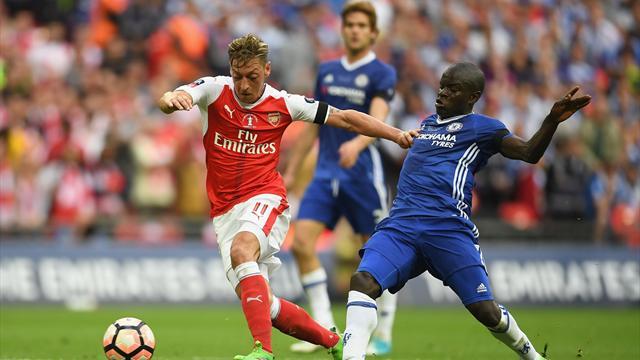 Mertesacker und Özil glänzen, Ramsey eiskalt: Highlights des FA-Cup-Finals