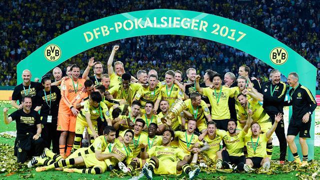 Dortmund a vaincu le signe indien