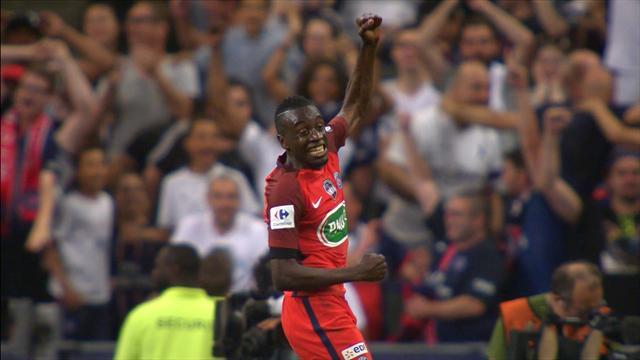 Un'autorete nel recupero condanna un eroico Angers: undicesima Coppa di Francia per il PSG!