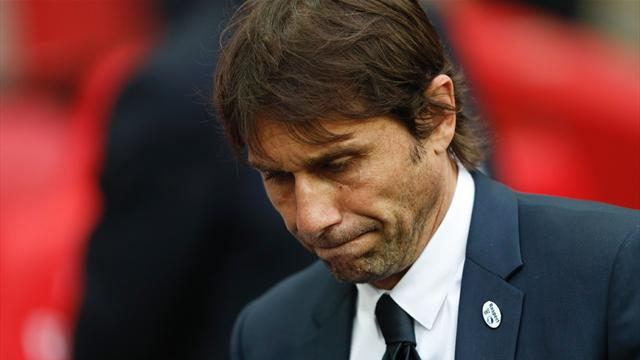 Conte frustrated by slow-starting Chelsea, and referee