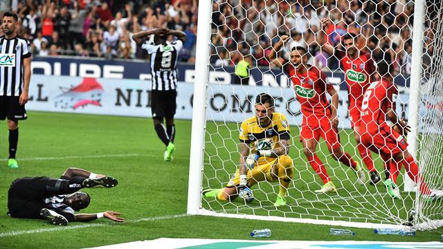 91e minute : le malheureux Cissokho offre le sacre au PSG