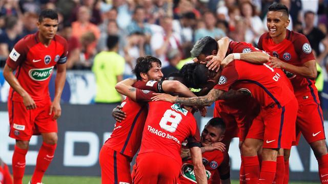 Une petite finale mais un sacré record pour le PSG
