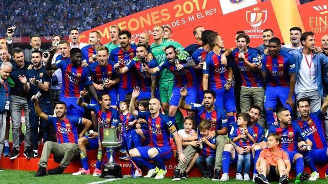 «Барселона» заработала 708 миллионов евро за сезон-2016/17