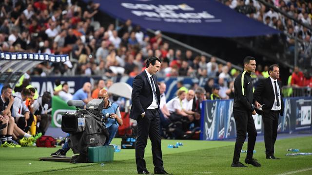 L'antisèche : Le PSG a soulevé la coupe, Emery n'a pas levé les doutes