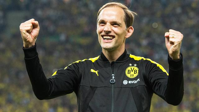 Прошлый тренер дортмундской «Боруссии» Тухель подпишет договор сПСЖ