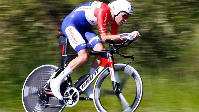 Дюмулен выиграл «Джиро»