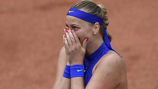 French Open starts with Petra Kvitova's return