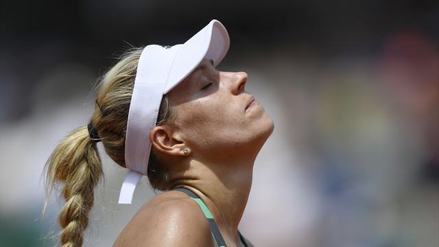 Blessée, Kerber fait l'impasse sur Birmingham mais espère être prête pour Wimbledon