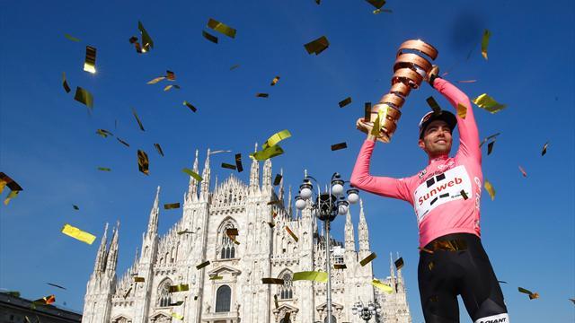 2018 Giro d'Italia to start in Israel