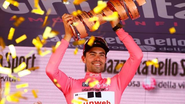 Первые этапы «Джиро д'Италия»-2018 пройдут в Израиле