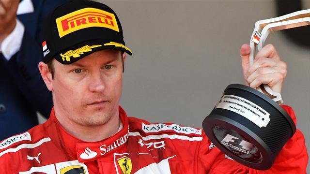 Ferrari keep Raikkonen for 2018 season