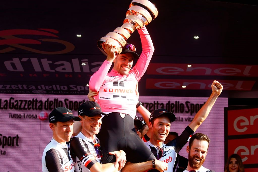 Tom Dumoulin, Team Sunweb - Giro d'Italia 2017