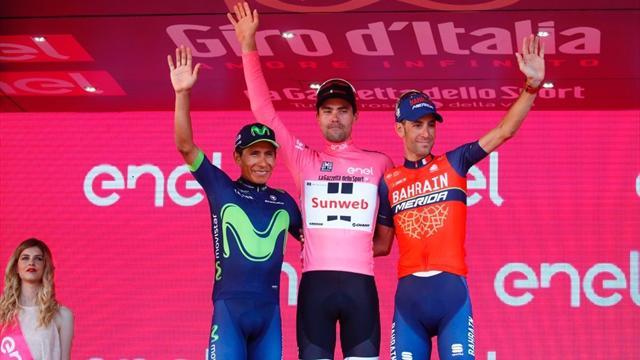Da 0 a 10, il Pagellone del Giro: Dumoulin nuovo Indurain, Nibali e Quintana non brillanti