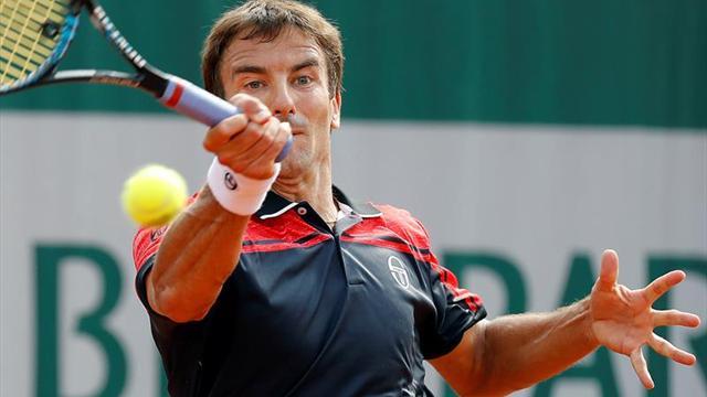Zeballos y Trungelliti, con el pie derecho — Roland Garros