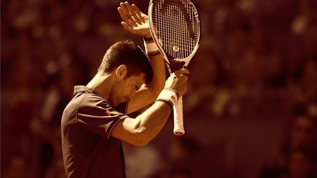 Djokovic, tenant et outsider