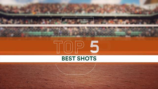 Le Top 5 points de dimanche : Thiem au-dessus du lot !