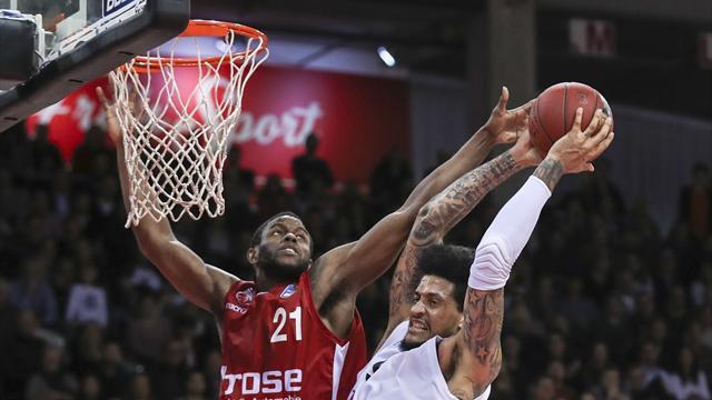 Brose Bamberg erster Finalist der Basketball-Bundesliga