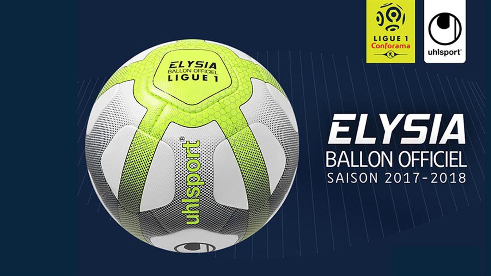 elysia le nouveau ballon officiel de la ligue 1 ligue 1 2016 2017 football eurosport. Black Bedroom Furniture Sets. Home Design Ideas