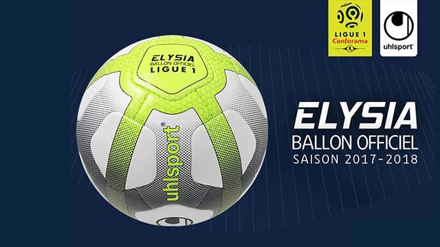 La Ligue 1 a son nouveau ballon