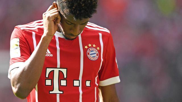 Bayern Monaco, Coman arrestato per violenza domestica