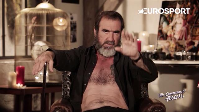 """Cantona: """"In Italia, discutere con un razzista è come giocare a scacchi con un piccione"""""""