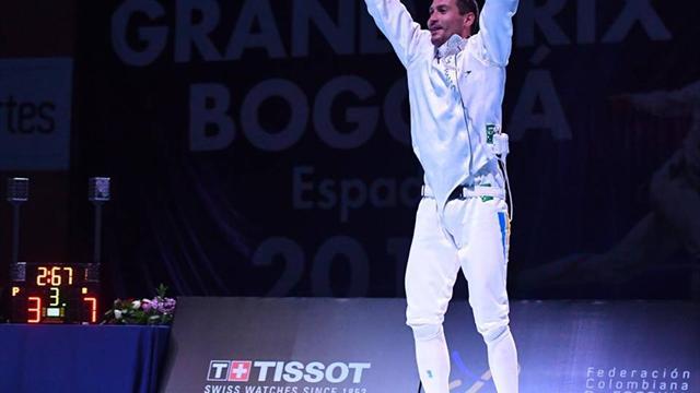 Nikishin and Szasz-Kovacs win Gold at FIE Epee Grand Prix in Bogota