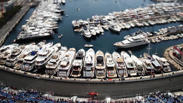 Dimanche à Monaco, Ferrari, Mercedes et Red Bull étaient surtout au casino