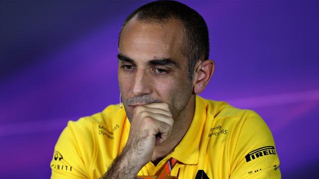 """Abiteboul, sur le retour de Kubica : """"Il n'y pas d'obstacle majeur mais la situation est compliquée"""""""