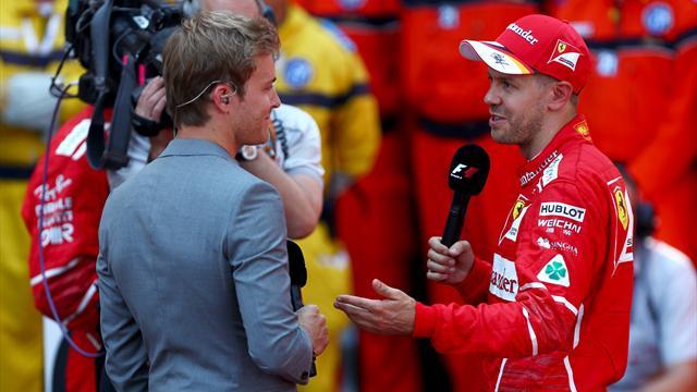 Rosberg: Vettel hat auch 2018 keine Chance gegen Hamilton