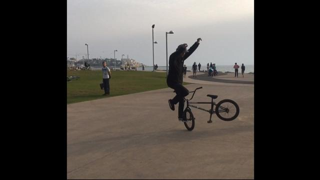 BMX en Tel Aviv