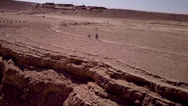Ride of a Lifetime Negev Desert