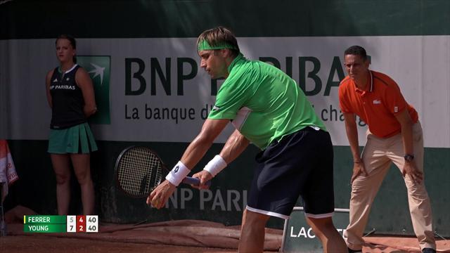 Nadal comienza con inobjetable triunfo en Roland Garros