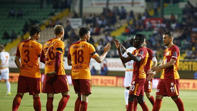 Galatasaray'ın rakibi Östersunds