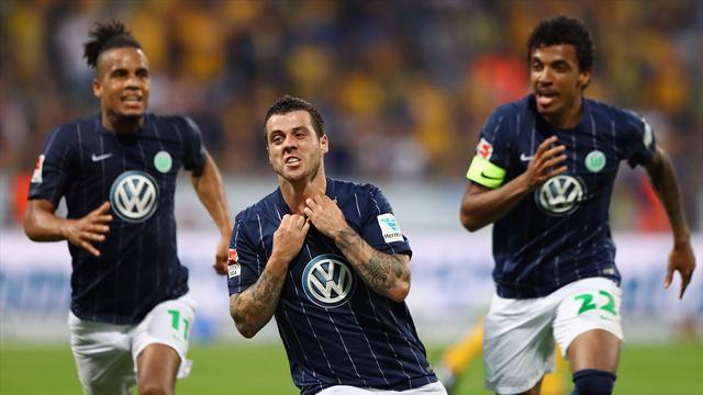 Sans (trop) trembler, Wolfsburg sauve sa tête