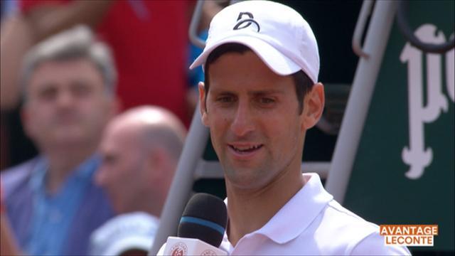 Laurent Lokoli éliminé en cinq sets par Martin Klizan — Roland-Garros