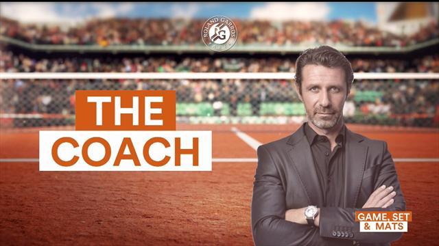 The coach: Halep favorita, gioca quasi come un uomo sulla terra