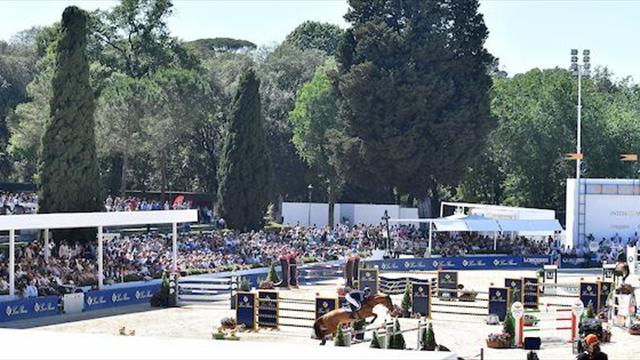 España pisa el podio en Roma