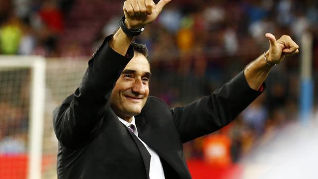 Guardiola : «Valverde, une super décision»