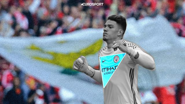 «Манчестер Сити» подпишет вратаря «Бенфики» за40млневро