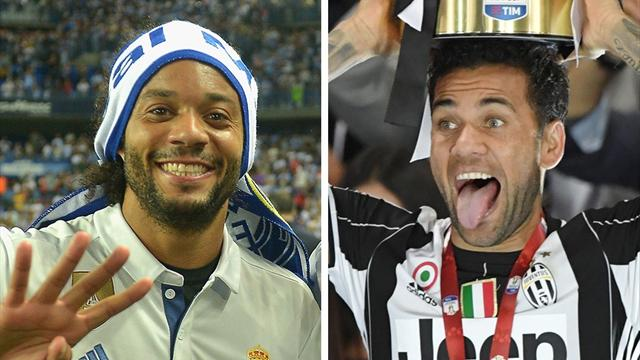 Brazil's Chuckle Brothers: What makes Marcelo and Alves so alike