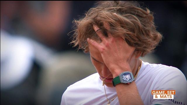 Roland Garros, Zverev eliminato. Super gli azzurri: avanti pure Lorenzi