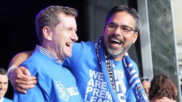 Dean Hoyle and David Wagner to plot Huddersfield's Premier League adventure