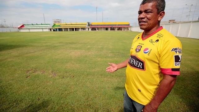 Cesar Farias no da crédito al fútbol colombiano