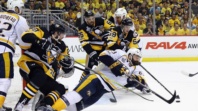 Stanley Cup Final: ancora Guentzel, 2-0 Pittsburgh