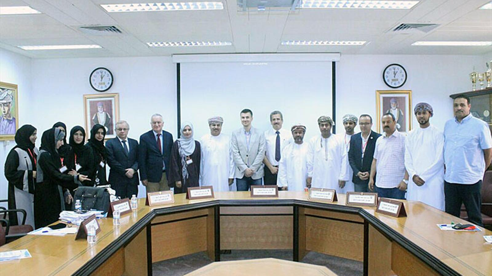 Fisu vice president visited oman university sports - University league tables french ...